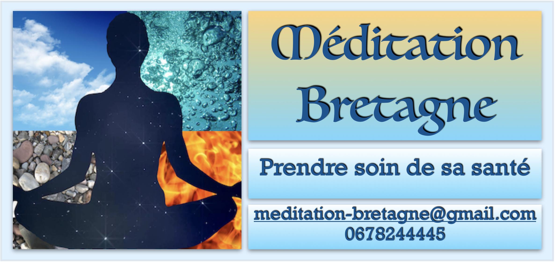 méditation en Bretagne